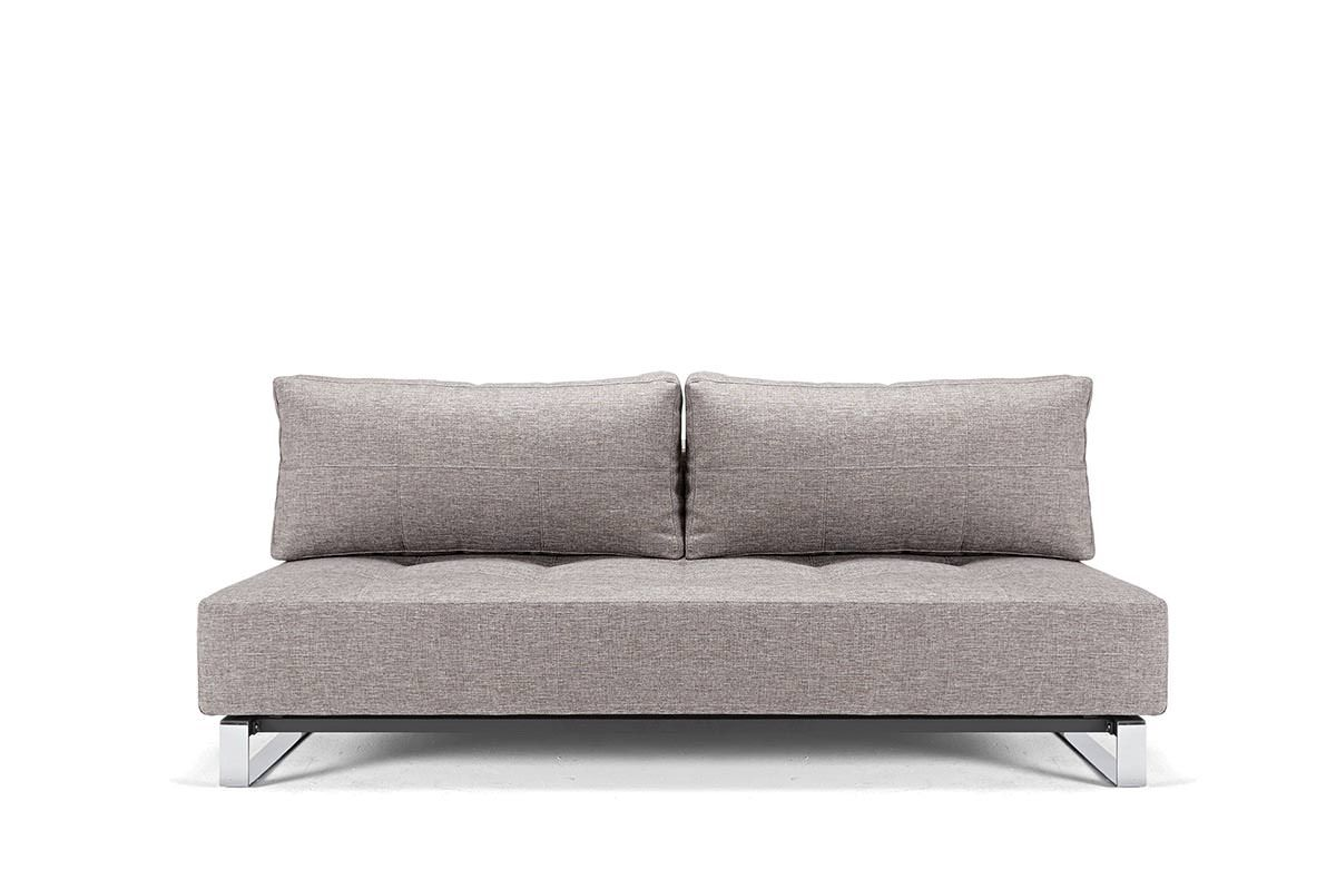 Prime Supremax Deluxe Excess Sofa Bed Full Size Mixed Dance Gray Theyellowbook Wood Chair Design Ideas Theyellowbookinfo