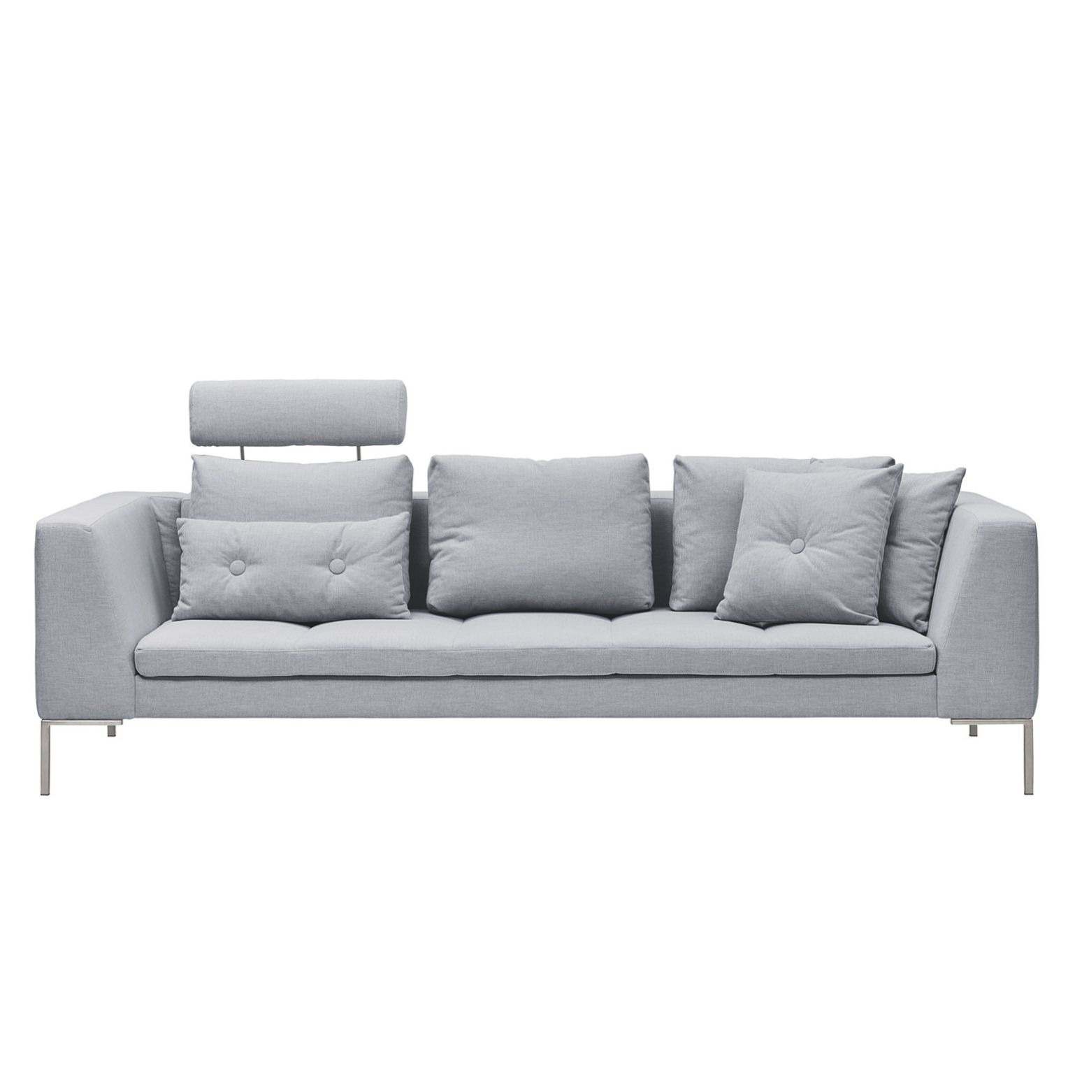 Sofa Madison 3 Sitzer Webstoff 3er Sofa Sofa Mit Relaxfunktion Und Sofa