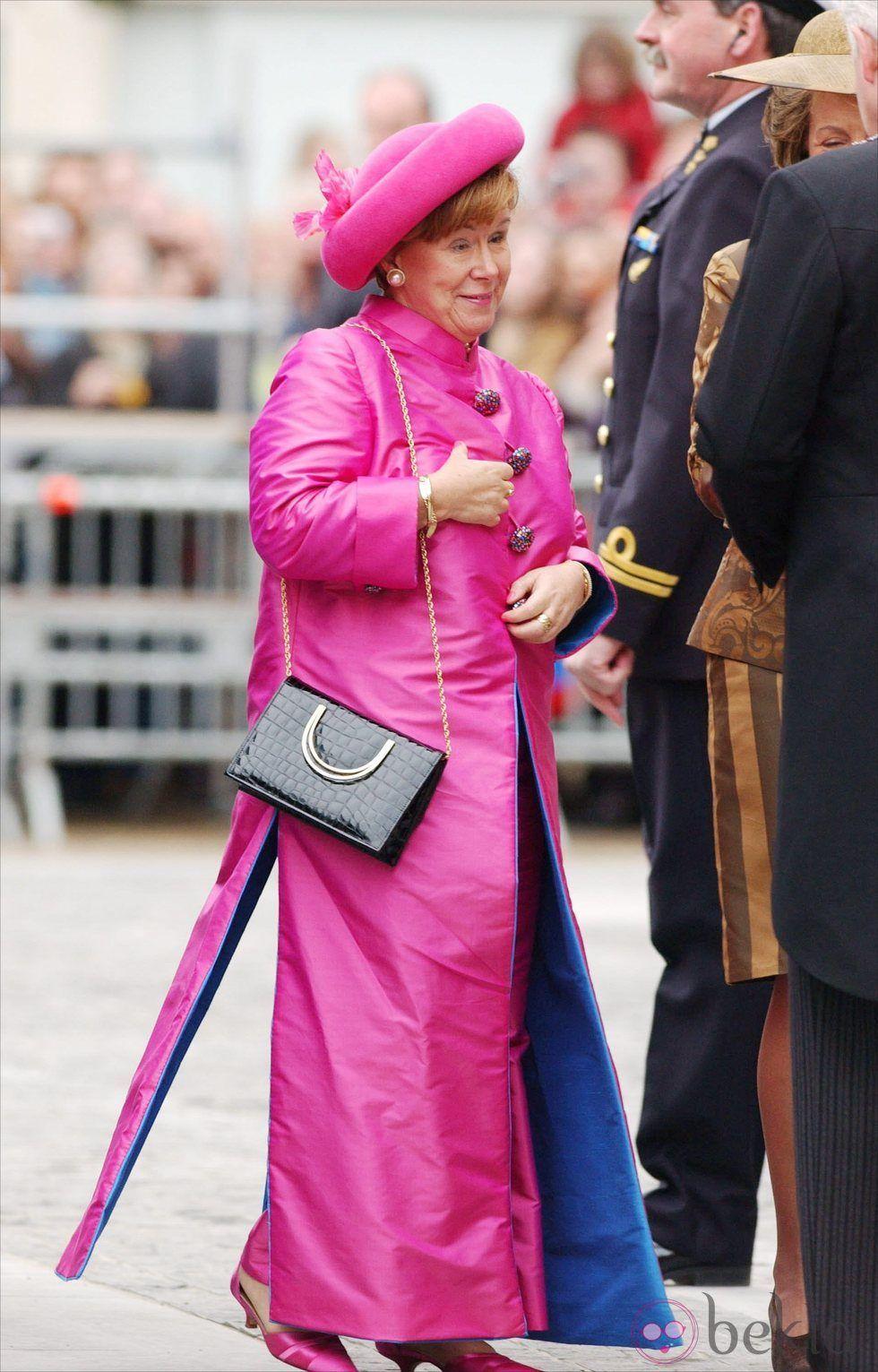 La Princesa Cristina de Holanda