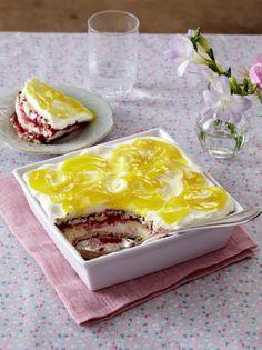 Unser beliebtes Rezept für Himbeer-Schmand-Lasagne mit Lemon Curd und mehr als 55.000 weitere kostenlose Rezepte auf LECKER.de.