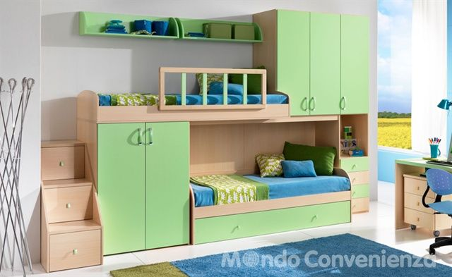 Camerette Convenienti ~ Soft camerette mondo convenienza บ้าน kids