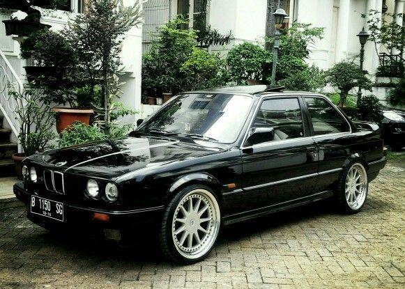 My E30 325i Hartge