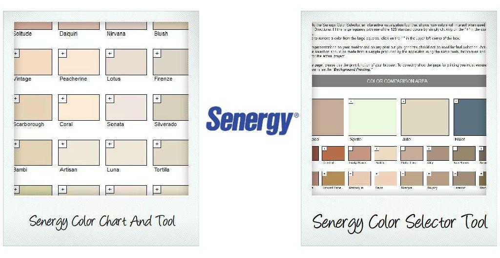 senergy stucco colors | Colorpaints.co