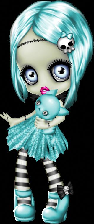 Kawaiinailarteasy Cute Art Girly Art Voodoo Doll Tattoo
