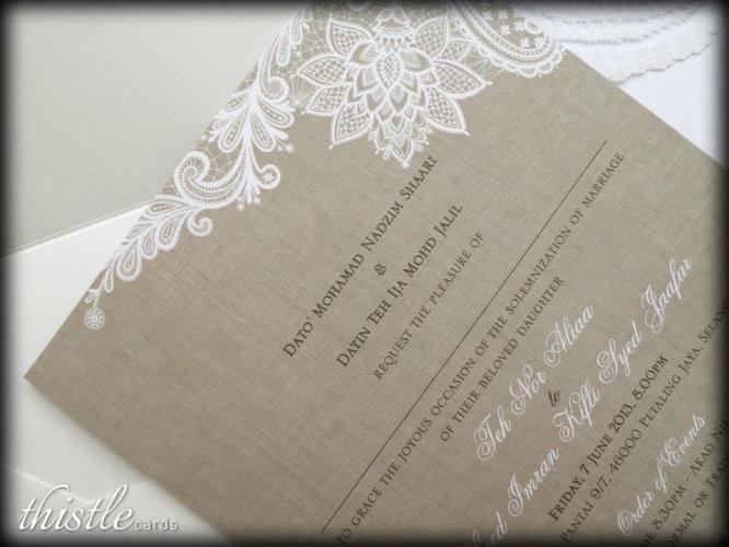 Wedding invitations kuala lumpur malaysia thistle cards wedding invitations kuala lumpur malaysia thistle cards picture 1 stopboris Image collections