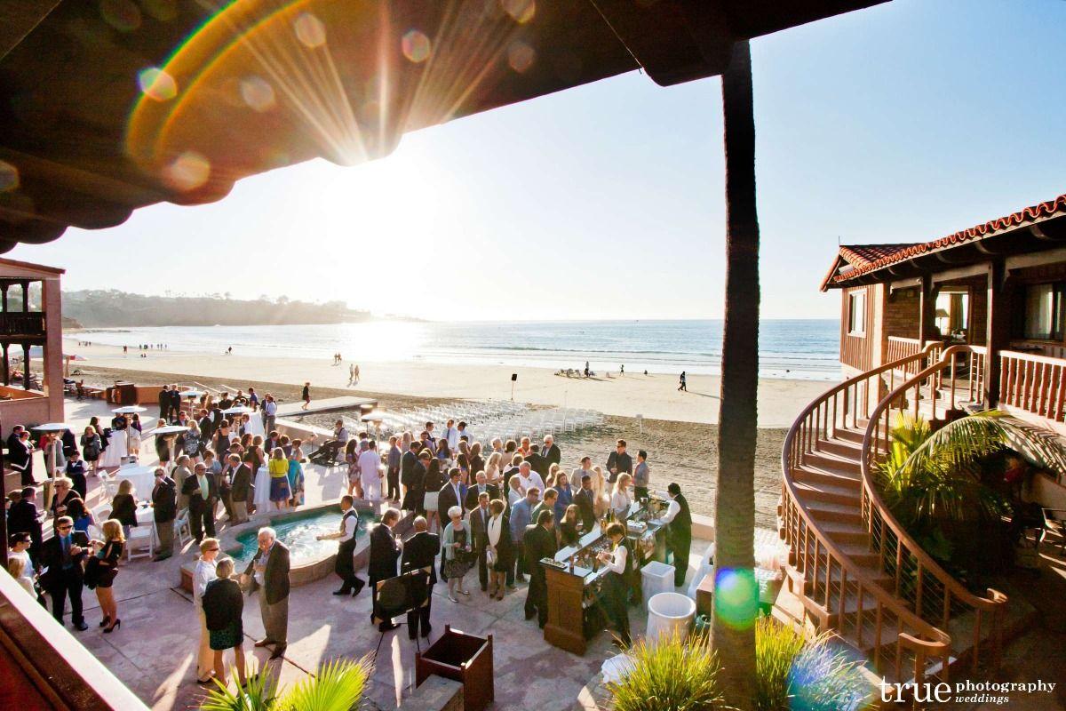 Beach Wedding Ceremony At The La Jolla Tennis Club Photo Credit Www Barnettphoto Ljbtc Weddings Pinterest