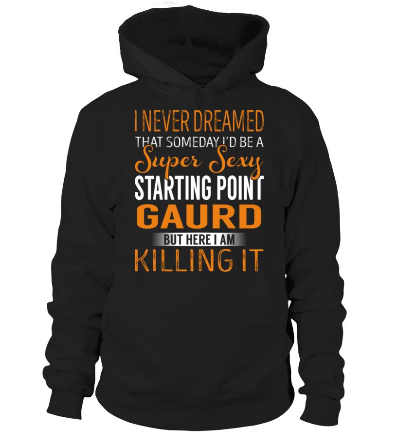 Starting Point Gaurd - Never Dreamed #StartingPointGaurd