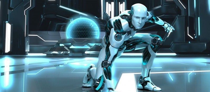 Awesome Hd Robot Wallpapers Amp Backgrounds For Free Download Robot Wallpaper Female Robot Future Robots