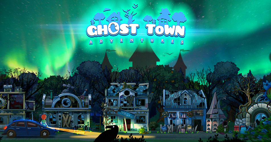 Ghost Town Adventures free game app download | Free Android