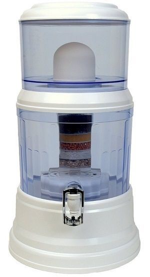12 Best Countertop Water Filter Reviews Of 2020 Gravity Faucet Filters Countertop Water Filter Best Water Filter Water Filter Pitcher