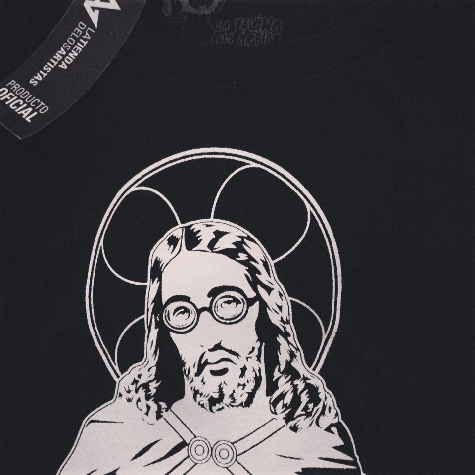 Camiseta Estigmatismo de La Vecina del Artico by Santi Balmes