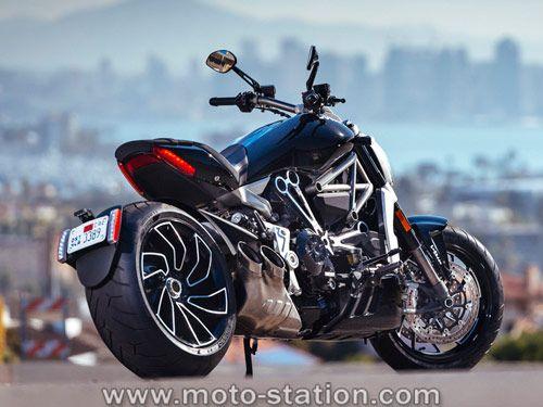 Essai Ducati XDiavel par moto-station.com