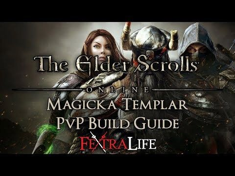 Magicka Templar PvP Build Guide: ESO Morrowind | Gaming Guides