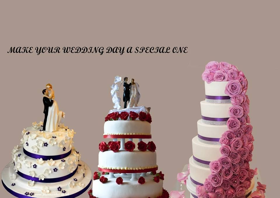 Create a buzz in your #wedding with these amazing #weddingcakes @Cake in City