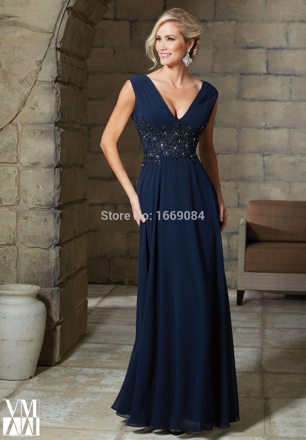 looks vestidos de festa azul marinho com renda - Pesquisa Google
