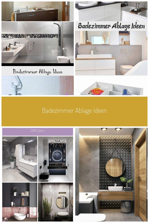 Badezimmer Ablage Ideen in 19 (mit Bildern)  Badezimmer ablage