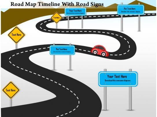 Blank Road Map Template 5 Professional Templates Roadmap Prezi Templates Infographic Map