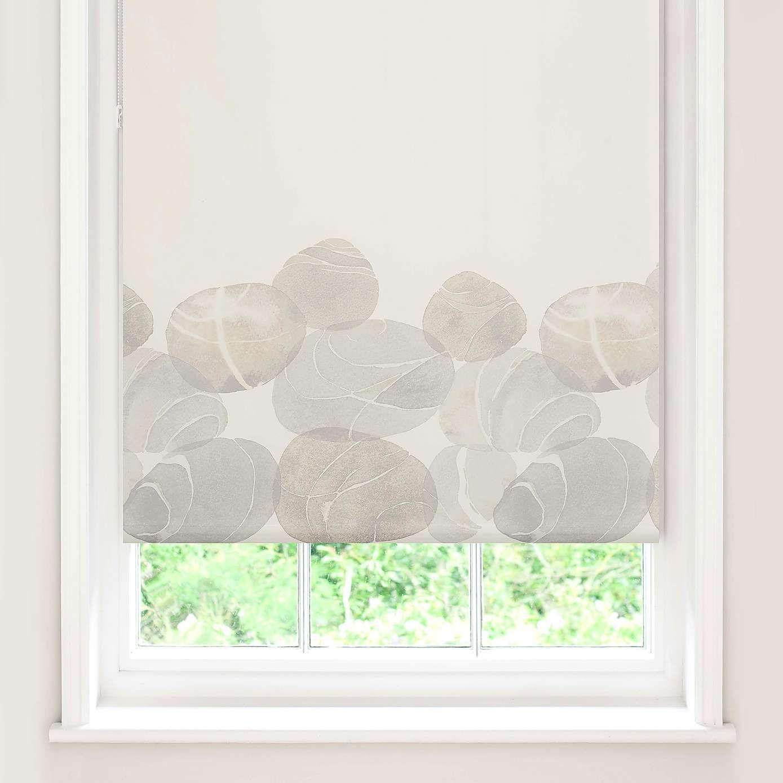 Pebbles Moisture Resistant Roller Blind   Dunelm   Living Room ... for Roller Pleat Curtains  183qdu