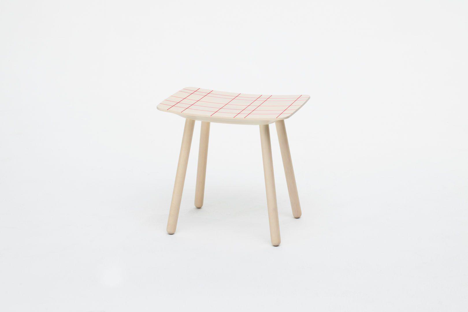 Colour stool by scholten & baijings for karimoku new standard