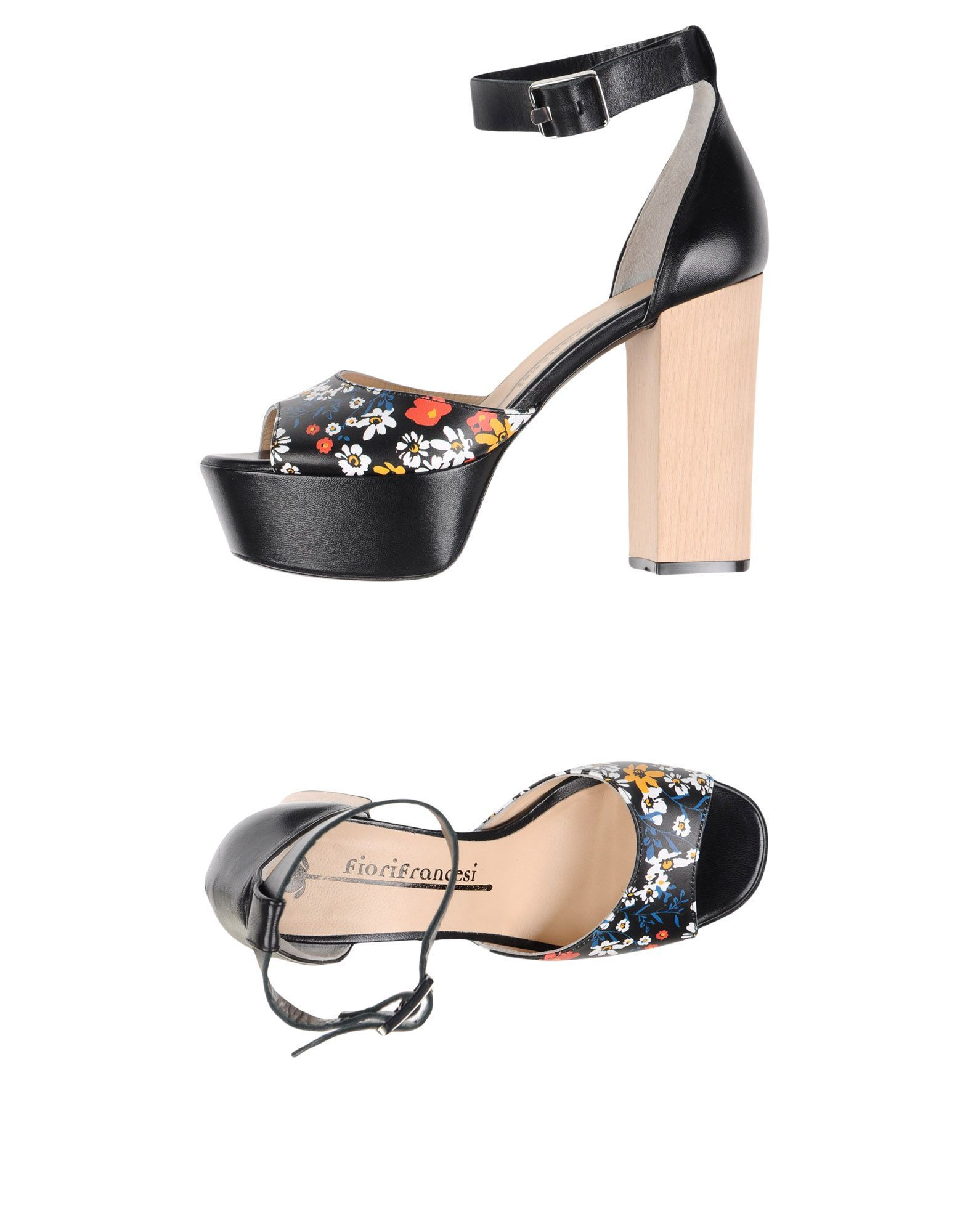 FOOTWEAR - Sandals Fiorifrancesi Clearance Cheap Buy Cheap Best Cheap View yJj7UEGBXu