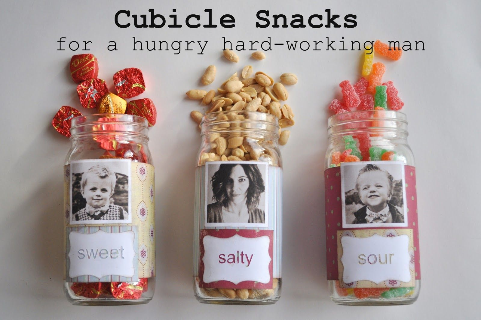 Diy cubicle snacks for your man kojodesigns christmas find this pin and more on christmas cubicle snacks for your manhomemade gift solutioingenieria Choice Image