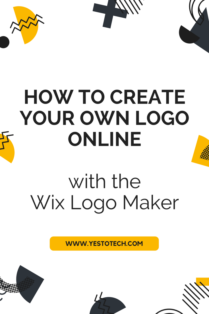 Wix Logo Maker How To Create Your Own Logo Online With