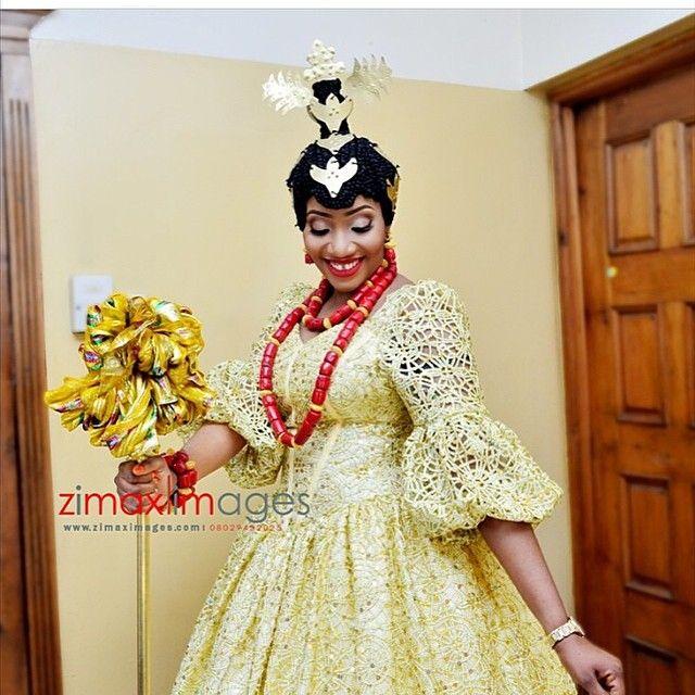 Beautiful Oyonyo Dress - Efik Bride | Wedding Inspiration in 2019