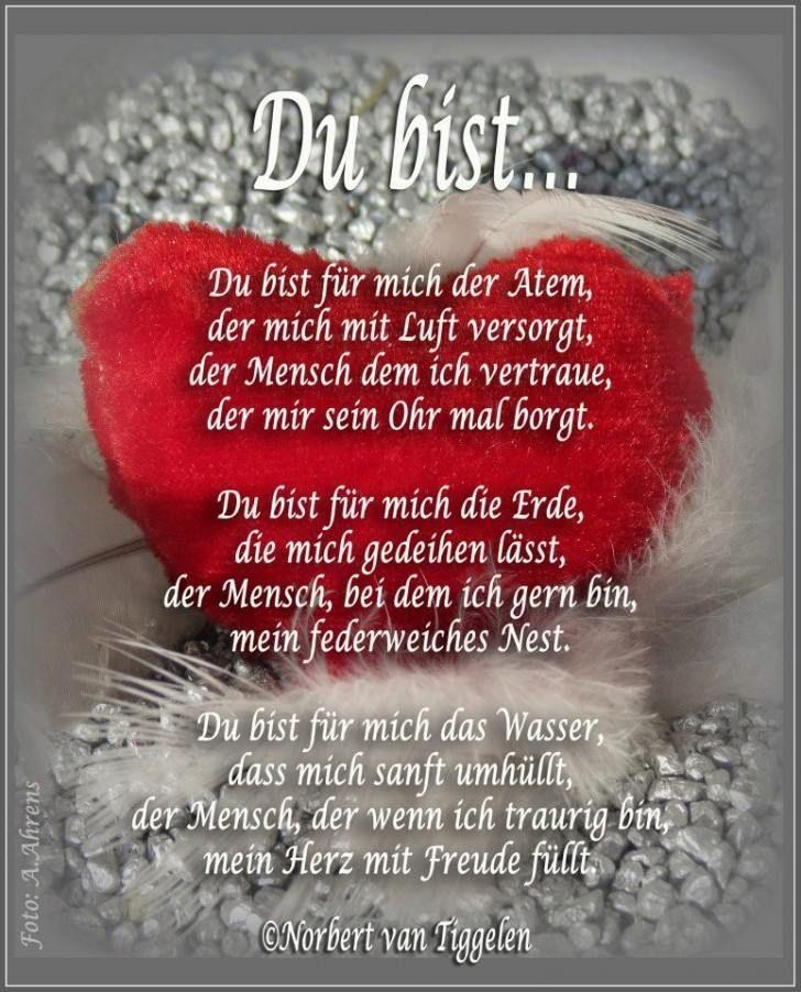 Du Genauso Für Mich Daizo Guten Morgen Gedicht
