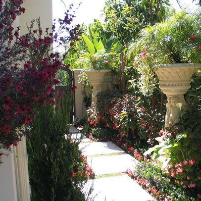 Narrow Side Yard Ideas | Side Yard Landscaping Ideas ... on Narrow Side Yard Landscaping id=60481