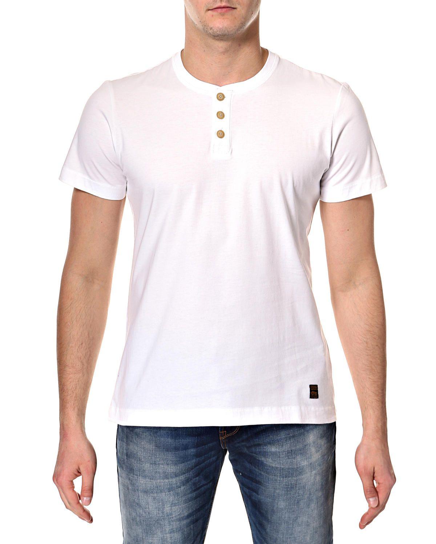 S.Oliver T-SHIRT KURZARM – S. Oliver T-shirt – Hvid