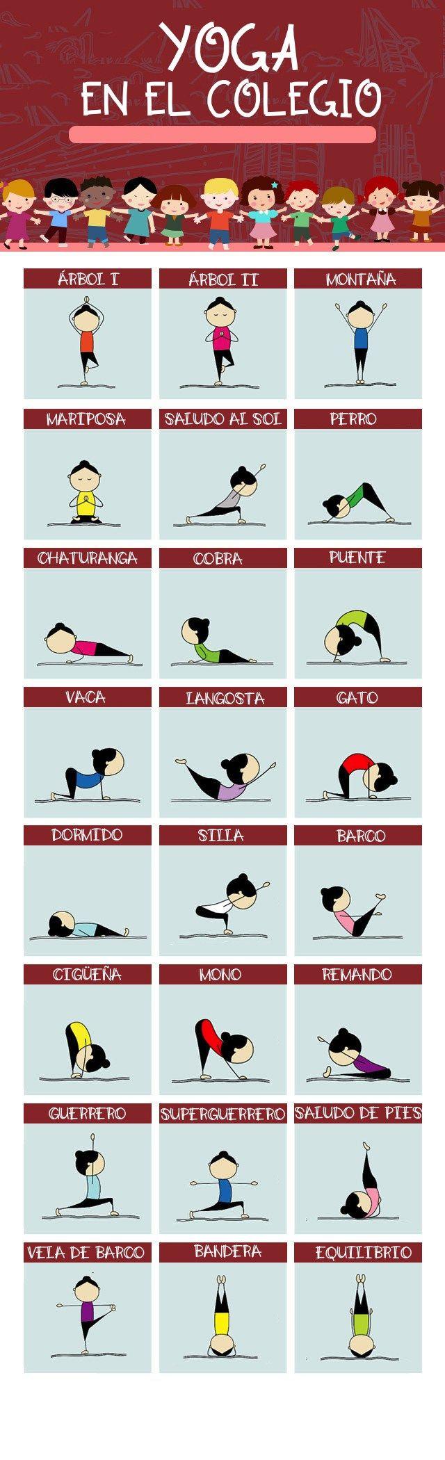 Pin En Psicomotricidad Yoga