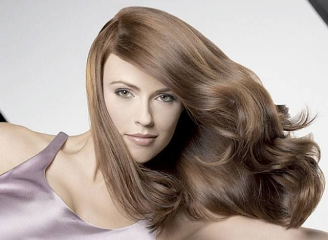 On the contrary, if a women has thin hair it means that they might be quite delicate.
