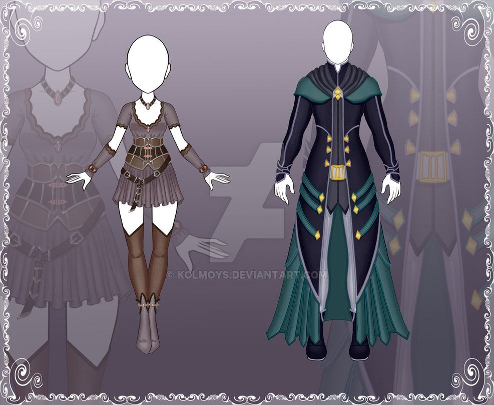 Pin By Joy Mcdaniel On Fashion Stuff Anime Outfits Anime Character Design Dress Drawing