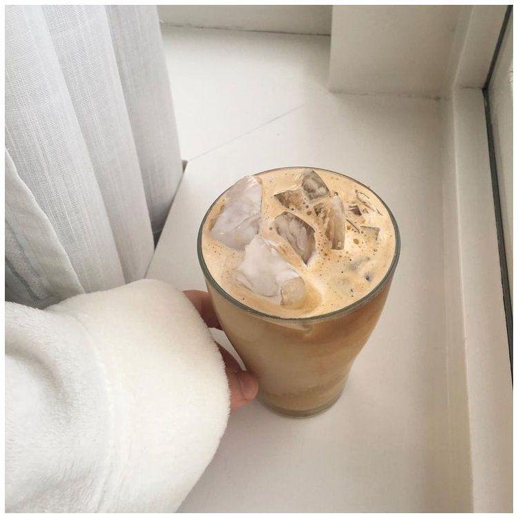 Resultado de imagen para iced coffee aesthetic