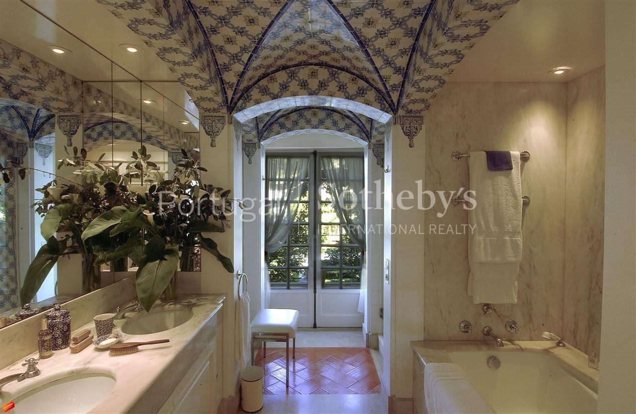 Quinta de Luxo 18 quartos / Sintra, Colares