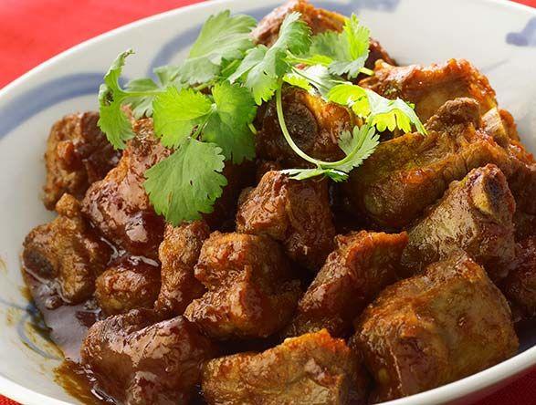 recettes de la réunion : civet porc | cuisine créole,cuisine du