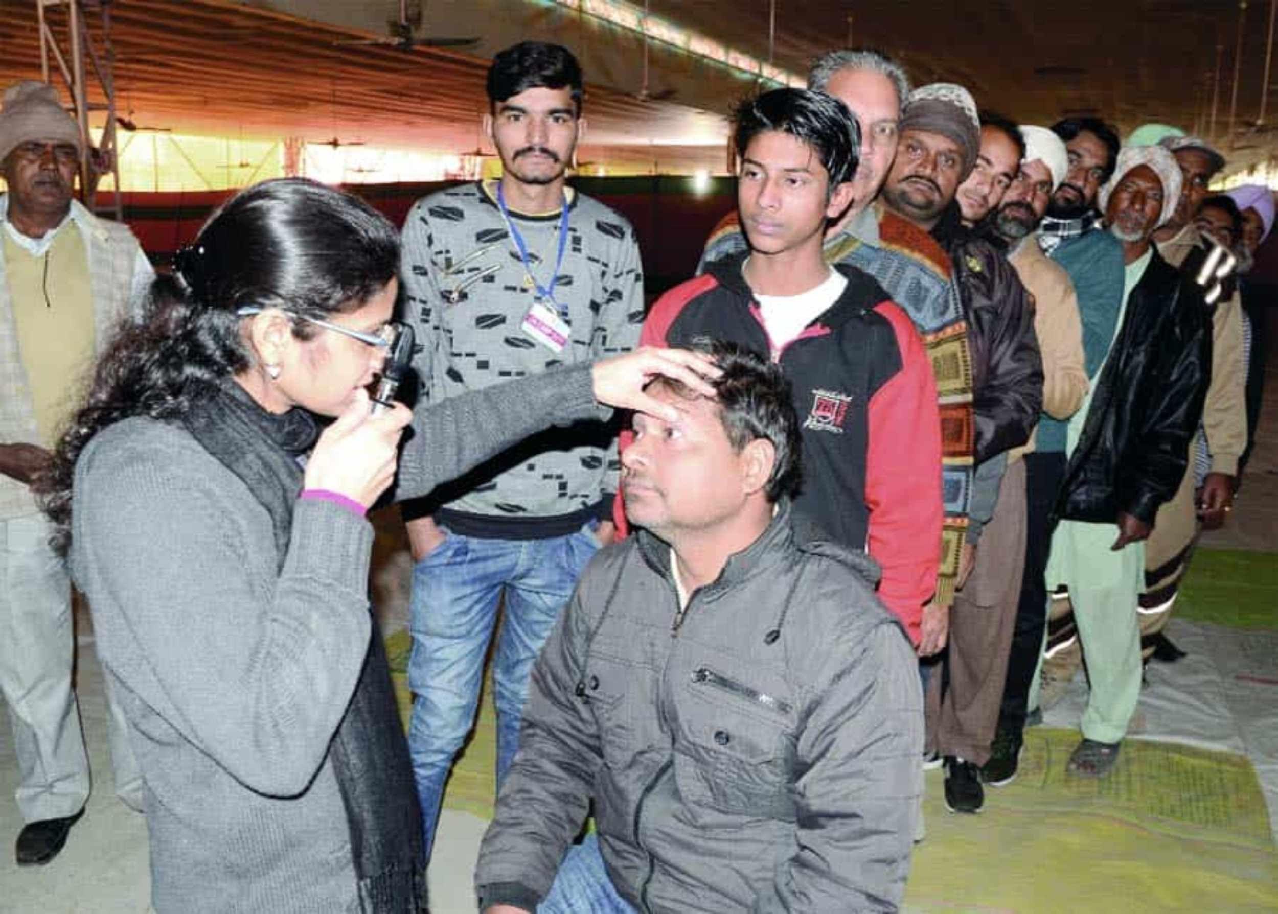 Gurdit Singh, 50 years, Jaswant Singh, 55, Punjab, came to