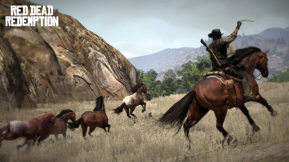 Official Red Dead Redemption Images From Rockstar Games Red Dead