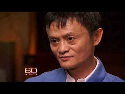 Jack Ma On 60 Minutes Cbs Full Version Chinese Subtitles Hd