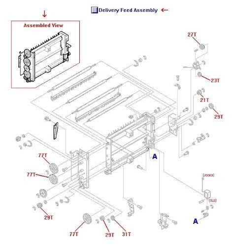 Pc Wholesale Exclusive New-delivery Feed Assy