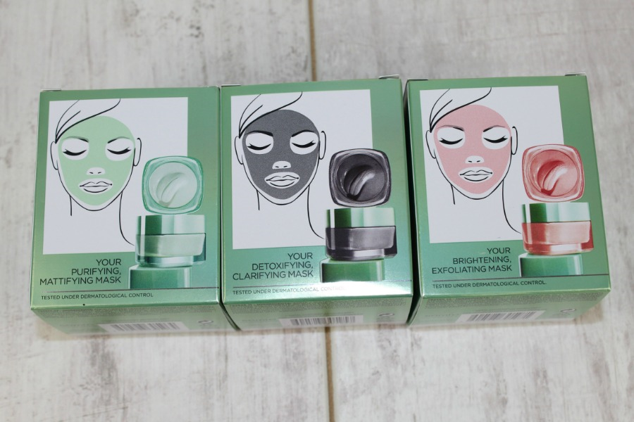 L'Oreal Pure Clay Masks Review & Photos Glamglow Dupes