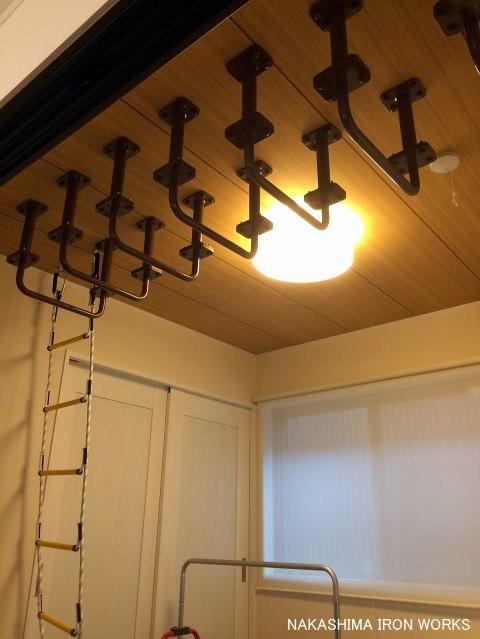 雲梯 うんてい ウンテイ 住宅雲梯 屋内 家庭用 室内 水泳 トレーニング