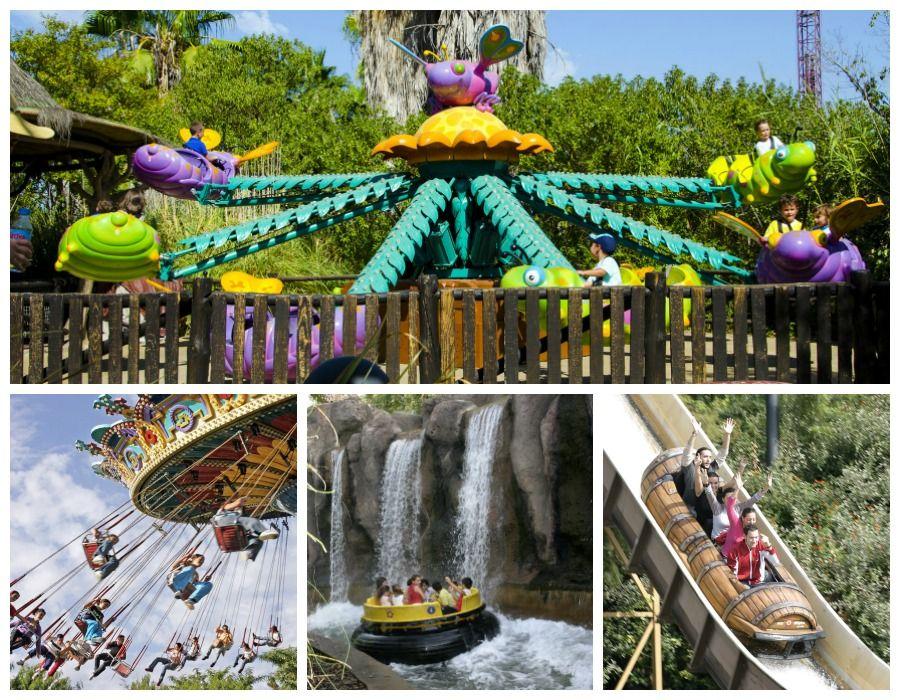 30 parcs d'attraction en Europe pour retomber en enfance