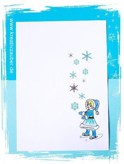 Briefpapier Kinder Briefe Schreiben Pinterest Briefpapier