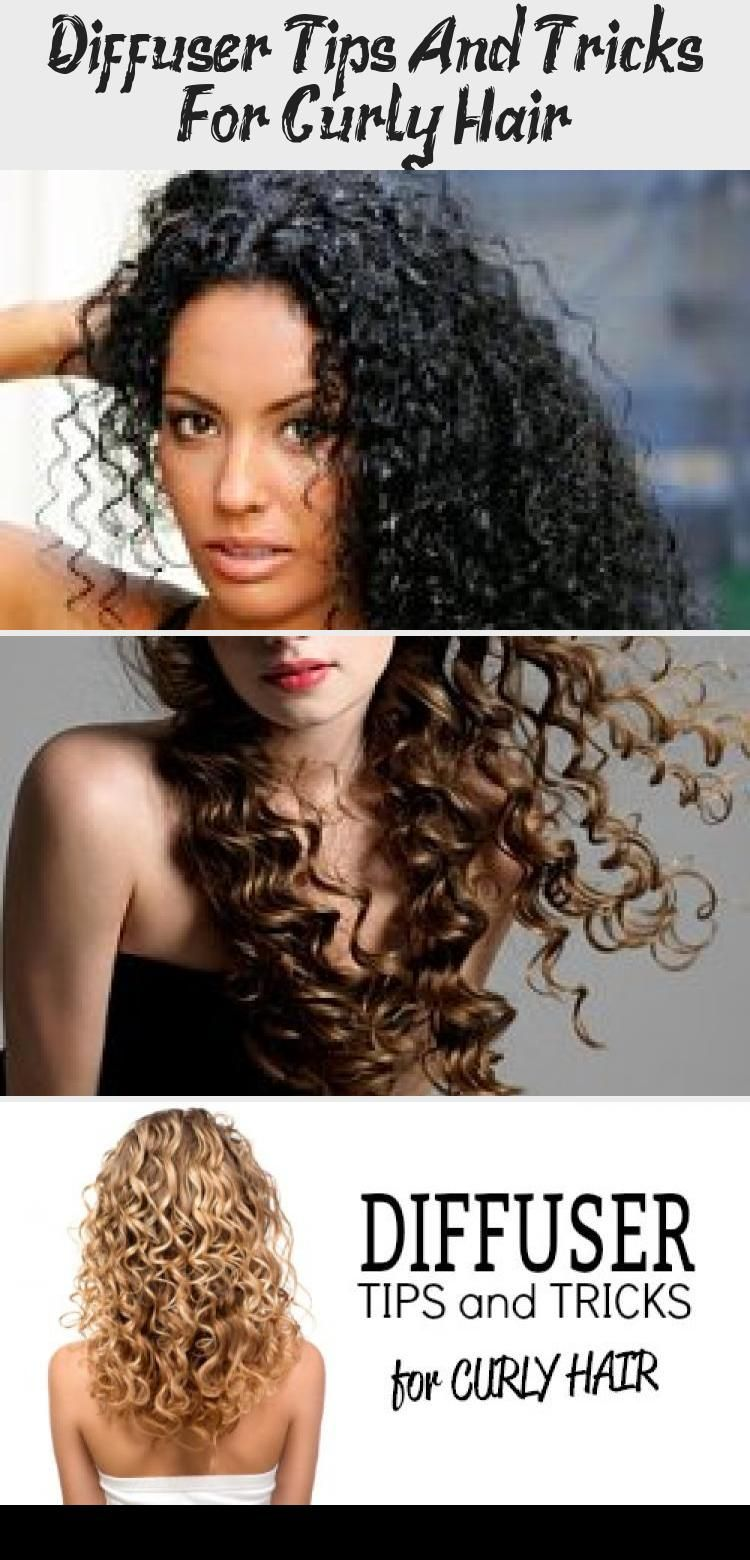 Diffuser Tips And Tricks For Curly Hair Hair Care In 2020 Curly Hair Styles Hair Diffuser Dry Curly Hair