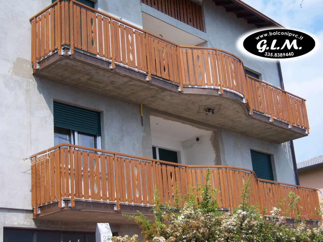 Bossico Steccati, Legno e Balconi