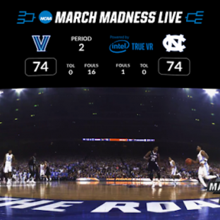 NCAA March Madness Live VR App to Offer Enhanced Virtual