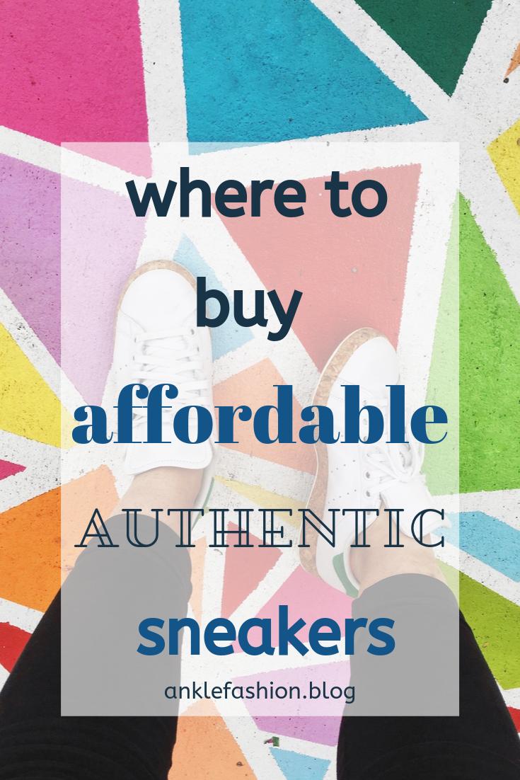 affordable sneaker websites