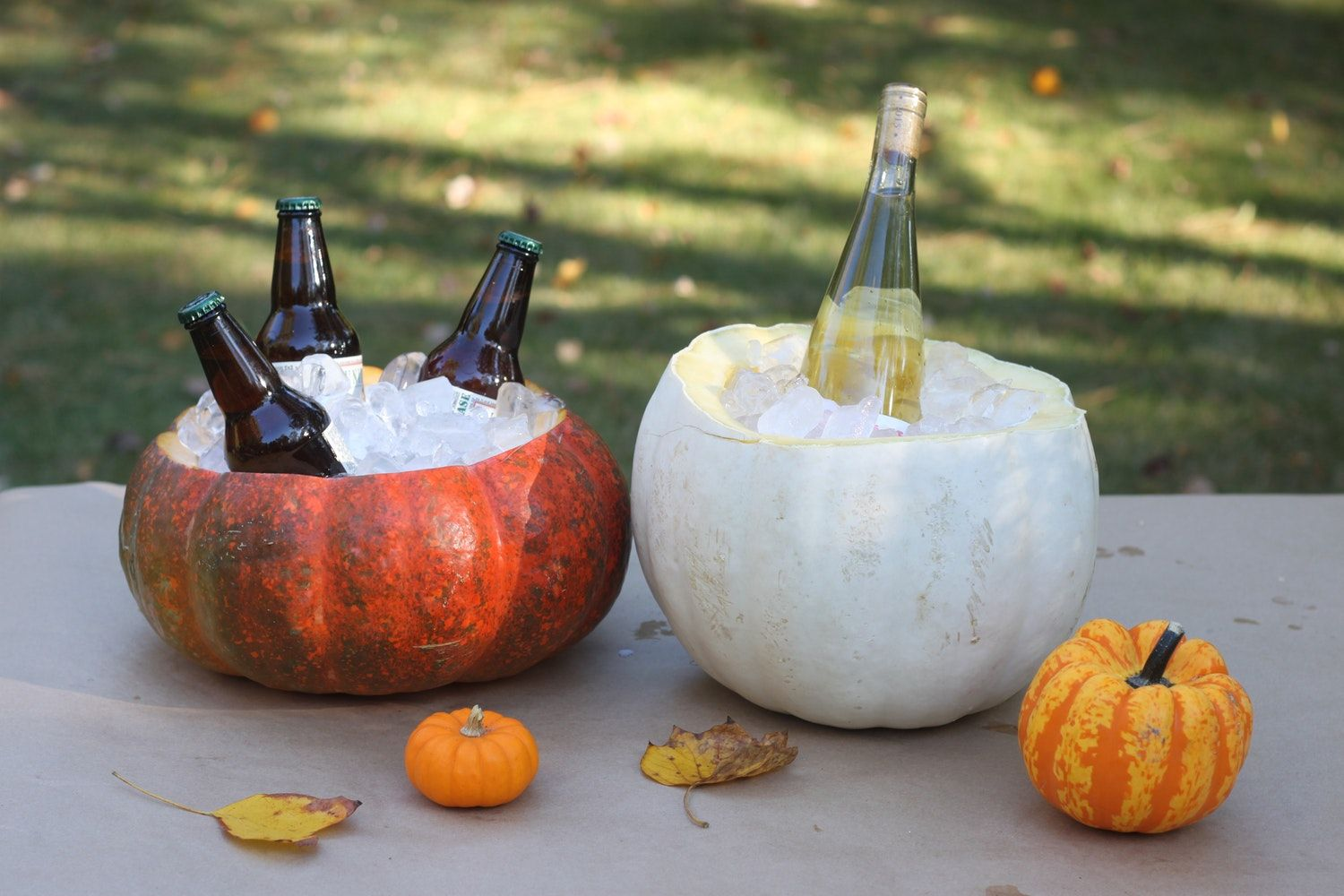 The easiest cleverest pumpkin carving ideas u the kitchn