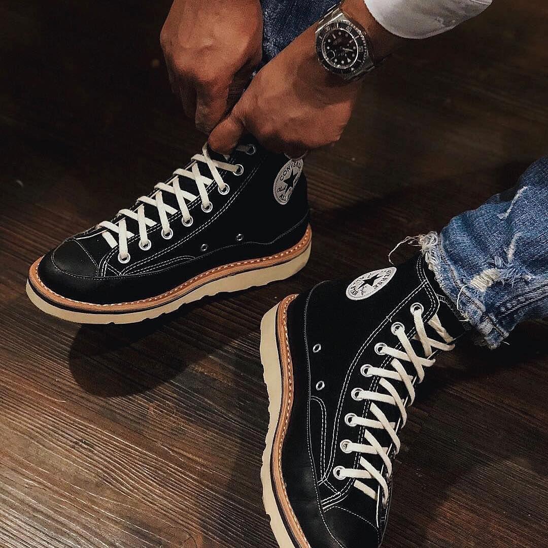 converse winter boots mens